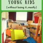 Moving House with Young Kids (with a minimal amount of losing it)