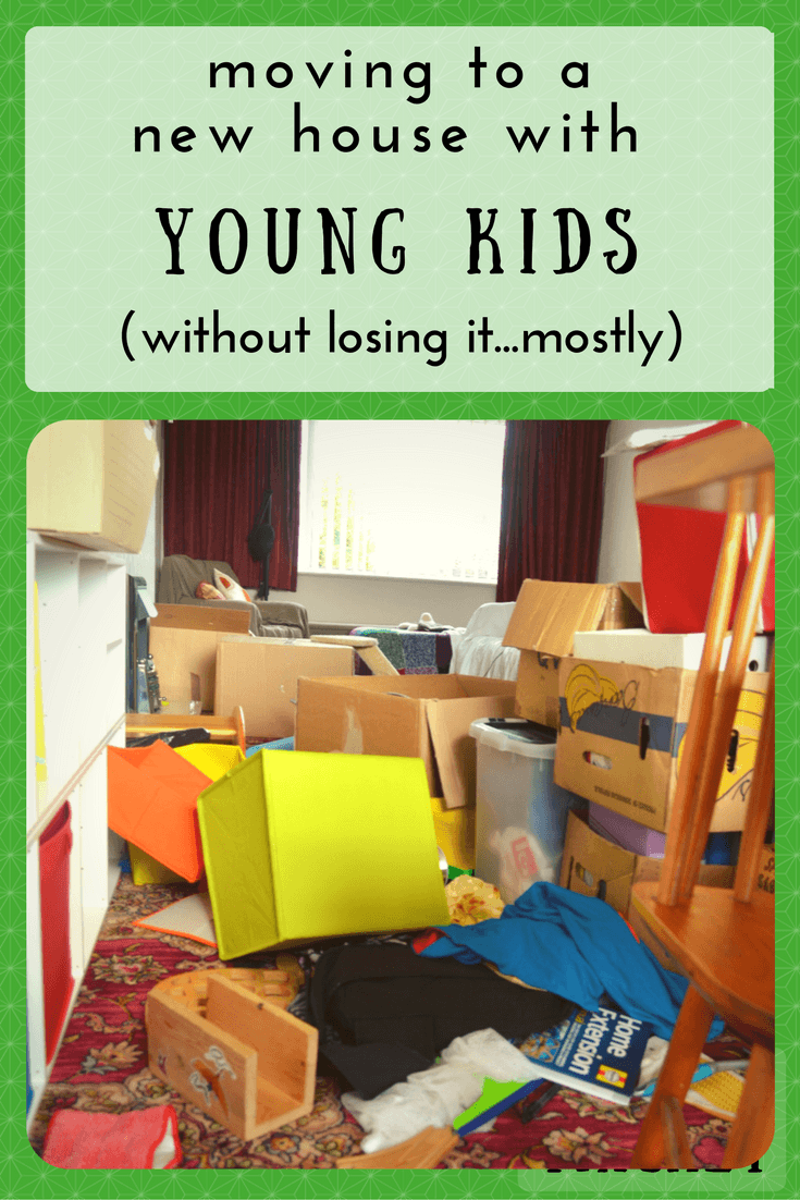 Moving with Young Kids
