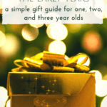 Lovely Christmas and Birthday Gifts for the Early Years