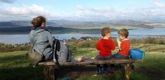 A Ramble up Arnside Knott - Walks for Preschoolers