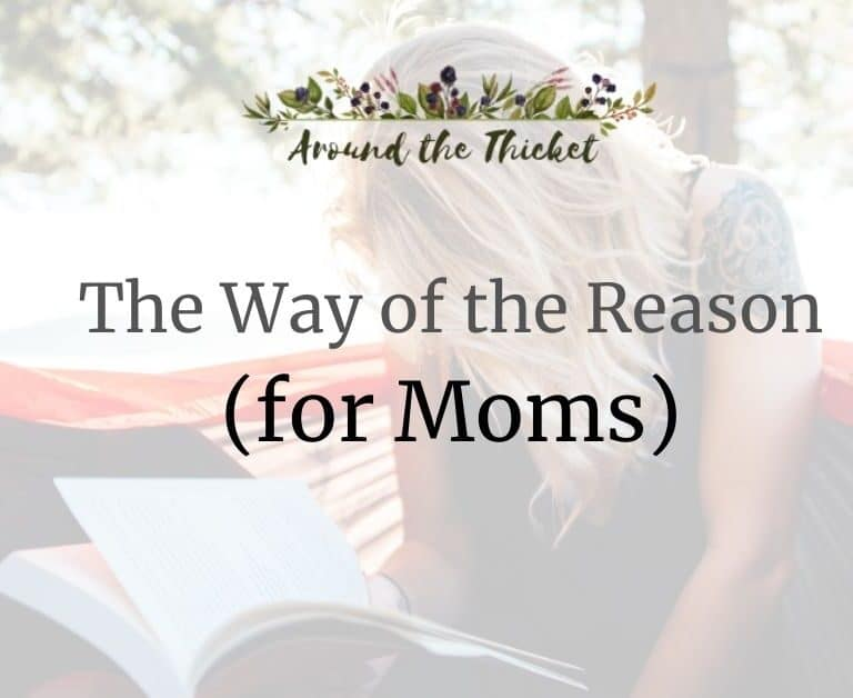 The Way of the Reason (for Moms)