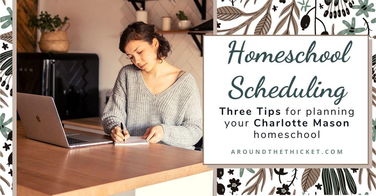 charlotte mason scheduling tips (1)